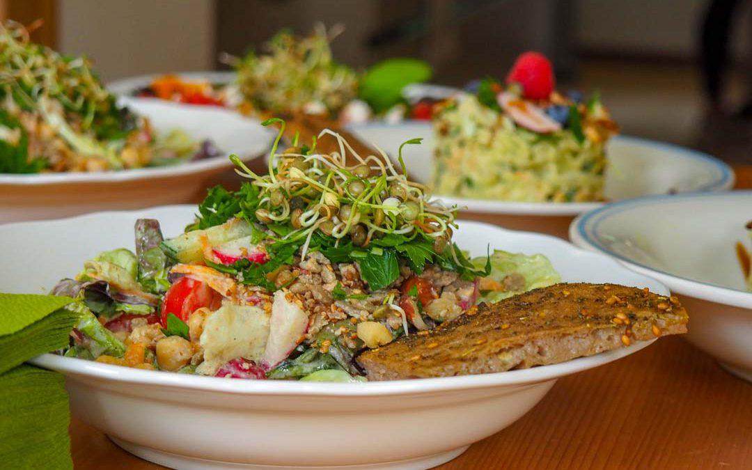 22. Februar 2020 – Intuitives Kochen mit Hülsenfrüchten, Hirse & Gemüse